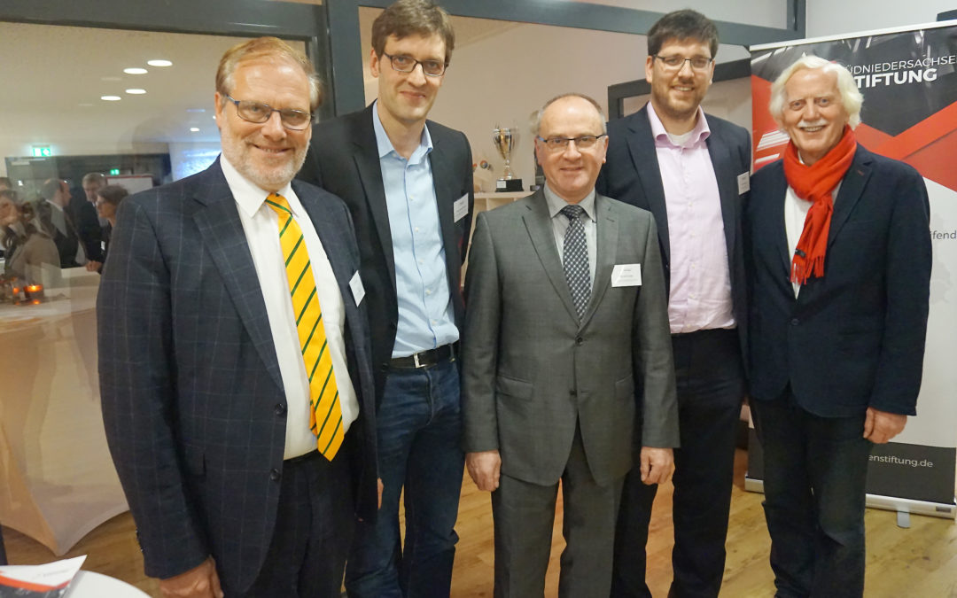 SüdniedersachsenStiftung begrüßte beim Empfang Gäste aus Wirtschaft, Wissenschaft, Kommunen und Politik