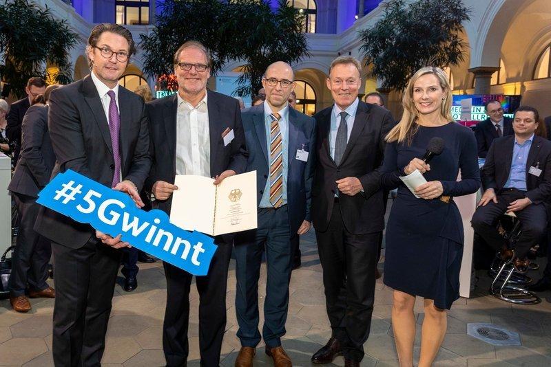 Landkreise Göttingen und Northeim erhalten Zuschlag des Bundes für 5G-Modellprojekte