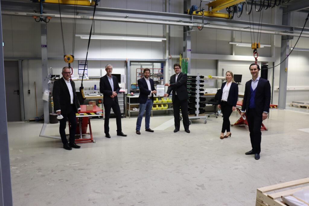 Minebea Intec Bovenden GmbH & Co. KG (Bovenden)