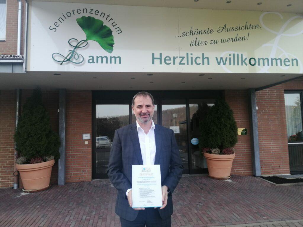 Senioren- und Pflegeheime Lamm GmbH (Zorge)