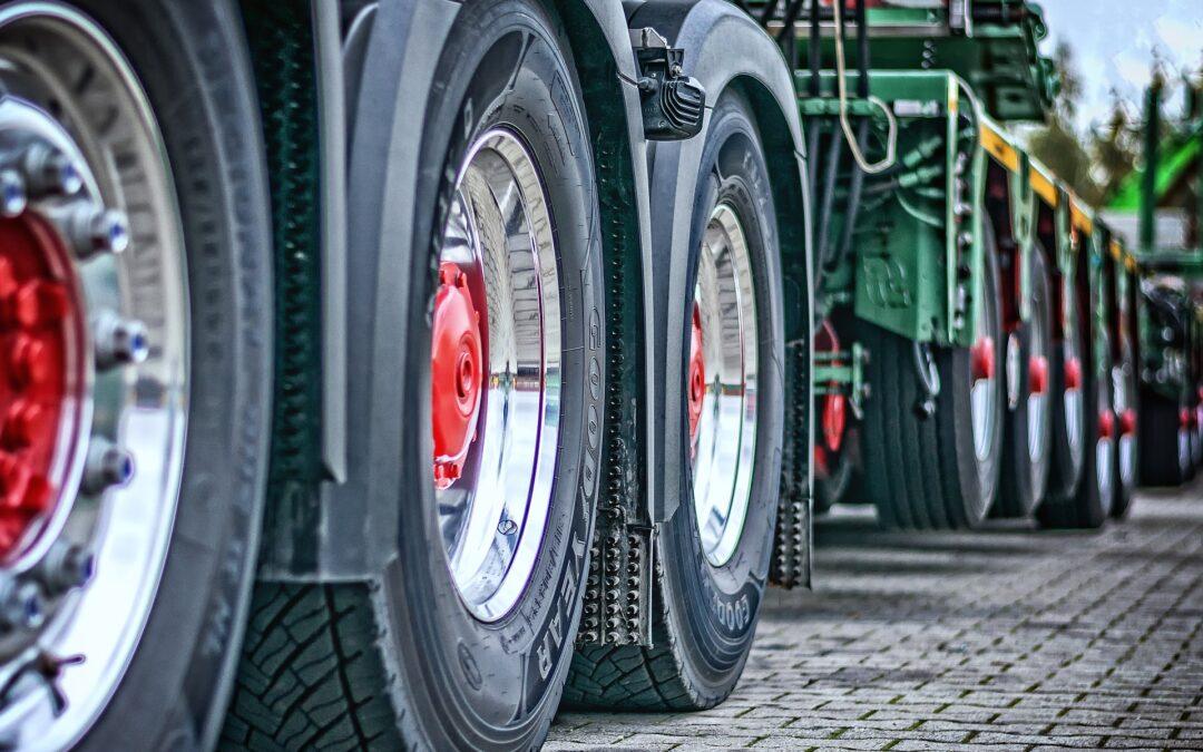 #17 Brennstoffzellen-LKW für eine emissionsfreie Logistik