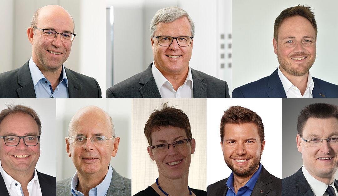 Führungswechsel  –  Dr. Jochen Kuhl folgt zum 1. Juli als Vorstandsvorsitzender auf Dr. Martin Rudolph