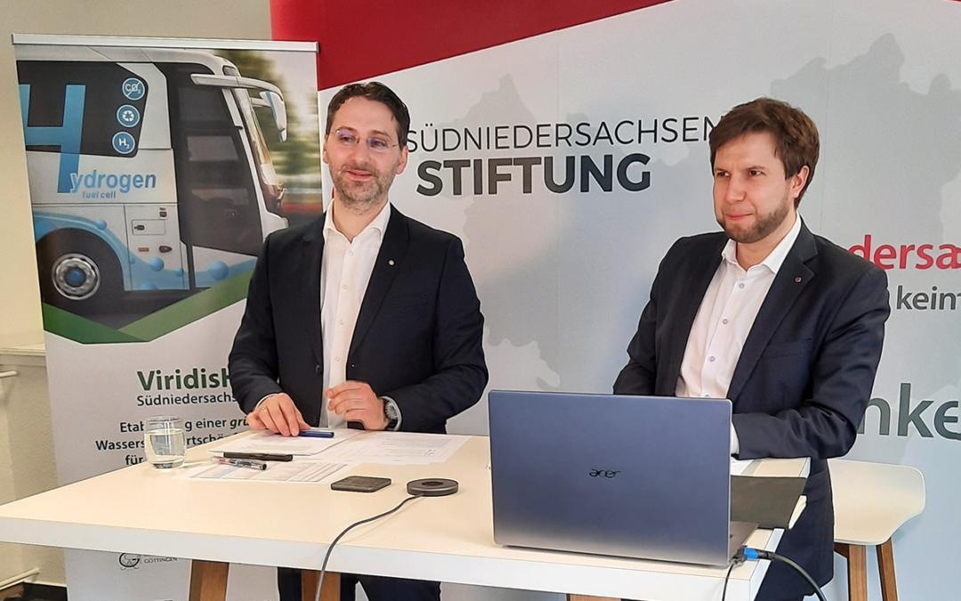 WIR!-Bündnis ViridisH2 Südniedersachsen skizzierte bei einer Online-Veranstaltung den gemeinsamen Weg zur Wasserstoffregion