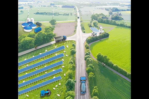 Verbund will eine grüne Wasserstoffwirtschaft in der Region initiieren