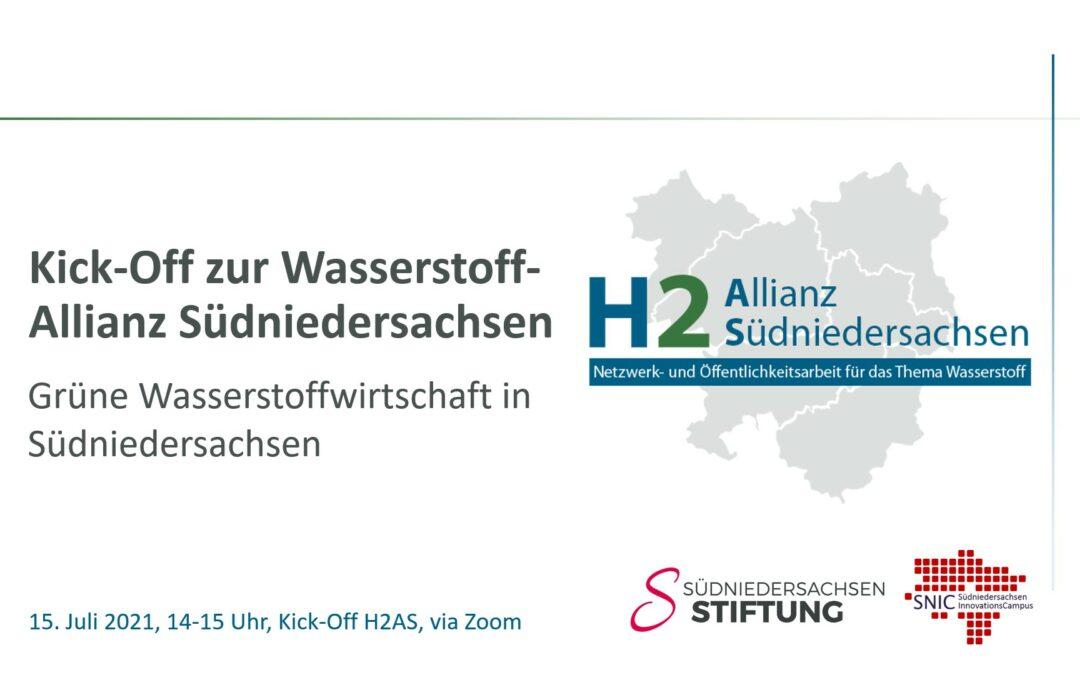 Kick-Off zur Wasserstoff-Allianz Südniedersachsen